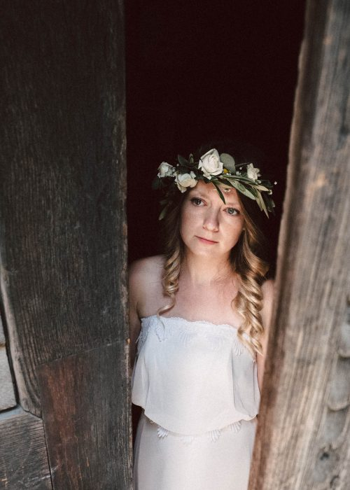 Warten auf den Brautpapa - Getting Ready
