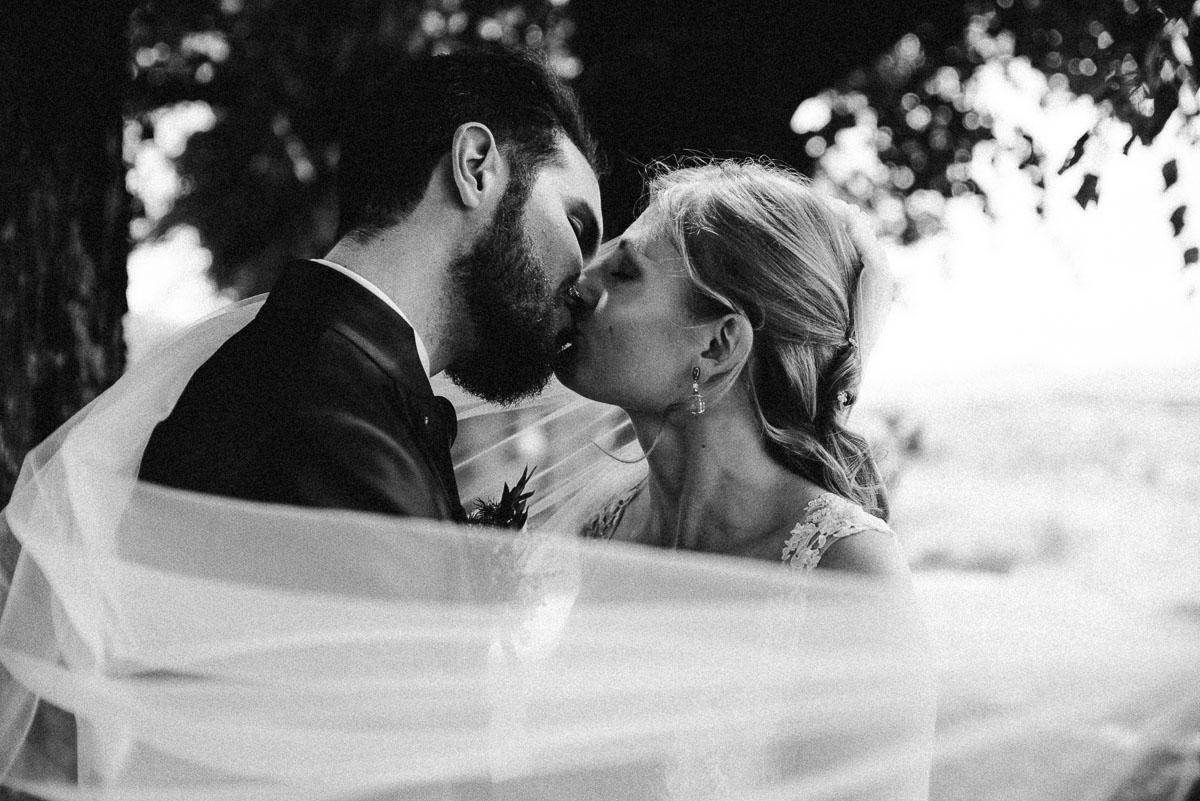 Hochzeitsfoto von Jenny und Alessandro aus München