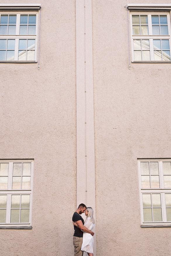 Paarshooting mit Irina und Daniel im Textilmuseum Augsburg